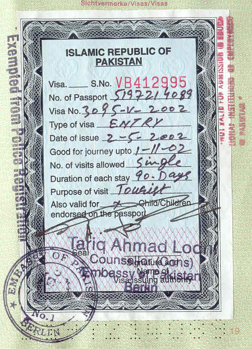 Passport and Visa Photos for Pakistan | The passport photo blog by ...