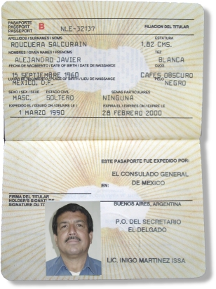 Visa And Passport Photographs For Mexico The Passport